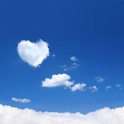 heart sky
